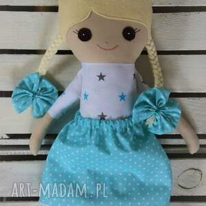handmade lalki szmaciana szmacianka, lalka