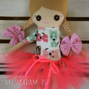 szmaciana lalki szmacianka, mini laleczka