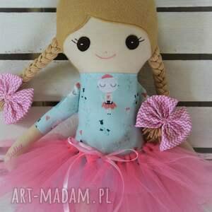 unikatowe lalki szmacianka szmacianka, szmaciana lalka w tutu