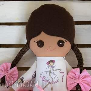modne lalki szmaciana szmacianka, lalka mulatka