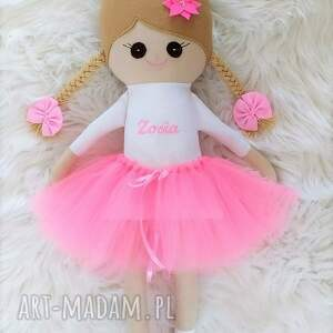 unikalne lalki szmacianka, szyta lalka