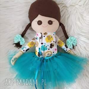 lalki: Szmacianka, szyta lala z personalizacją - handmade lalka