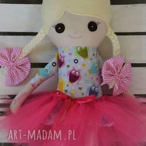 hand-made lalki szmacianka z personalizacją