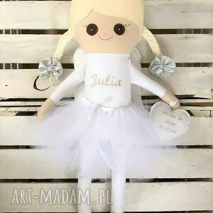 hand made lalki szmacianka z personalizacją