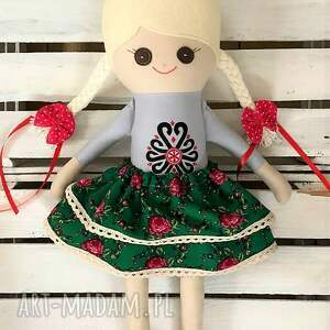 unikalne lalki szmacianka z personalizacją