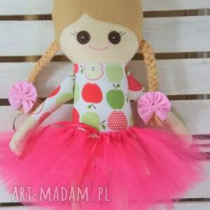 wyjątkowe lalki szmacianka z personalizacją, wzór