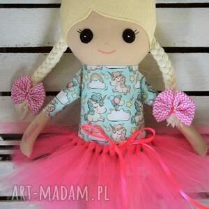 niepowtarzalne lalki szmacianka z personalizacją