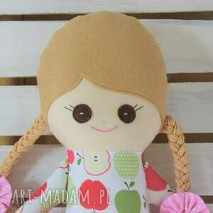 lalki szmaciana szmacianka z personalizacją, wzór