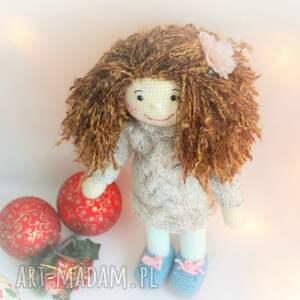 oryginalne lalki lalka szydełkowa