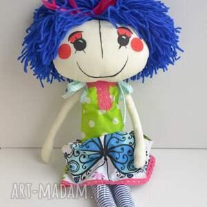oryginalne lalki ręcznie szyta lalka anolinka