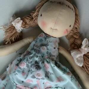 wyjątkowe lalki lalka szyta laleczka szmacianka