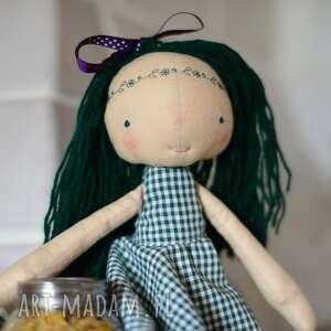 lalki szyta-lalka szyta laleczka szmacianka. Gotowa