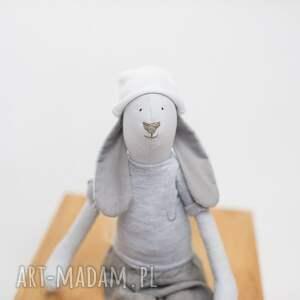 ręcznie zrobione lalki tilda króliś oliś