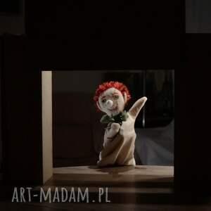 trendy lalki teatrzyk pacynka na rękę jaś