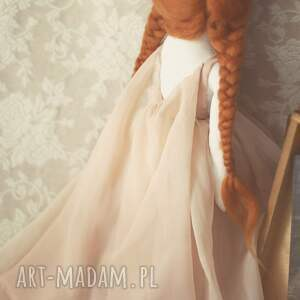 lalki lalka aida - panna z innej epoki