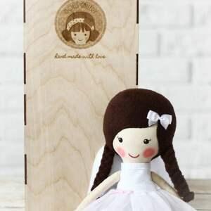 przytulanka lalki zamówienie specjalne dla pani