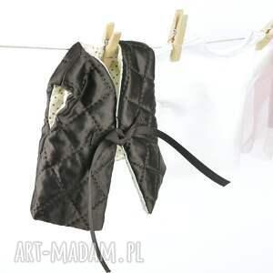oryginalne lalki ubranka zestaw ubranek - pudrowy róż