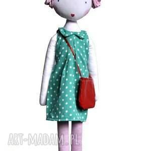 d06dc8f1db lalki groszki zielona sukienka w - outfit