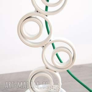 Begi - nowoczesna lampa stołowa ekodesign - design industrial