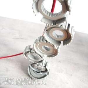 wyjątkowe industrialna grisa - lampka