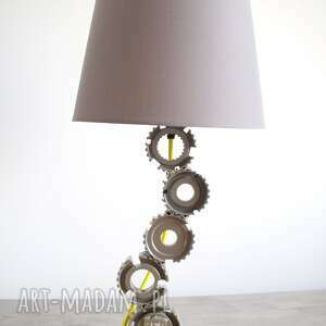loftowa grisa - industrialna lampka