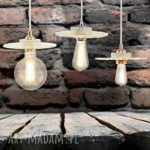 niekonwencjonalne lampa loft