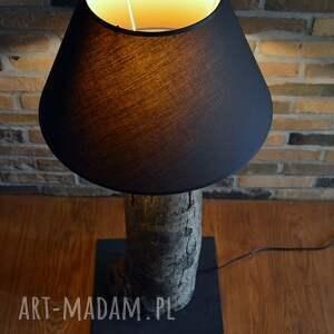 lampa-podłogowa lampy czarne lampa podłogowa z jesionu