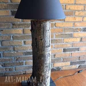 złote lampy lampazjesionu lampa podłogowa z jesionu