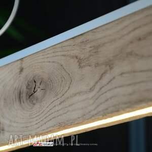 lampa rift -dąb - dół - listwa