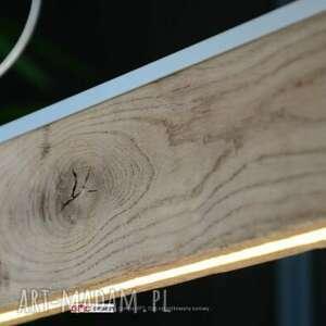 drewno lampy lampa rift 100 cm