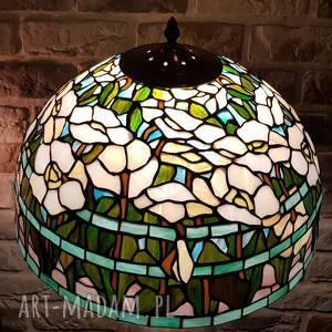 unikatowe lampa witrażowa tiffany