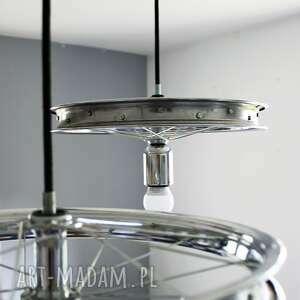 efektowne żyrandol potrójna lampa wisząca