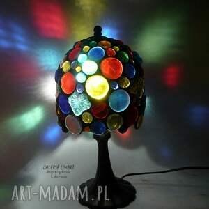 lampy rekodzieło prezent niezwykły. lampa hand made
