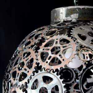 unikatowe lampy żyrandol %yrandol single barrel