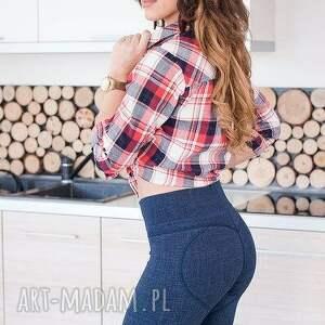 legginsy seksowne modelujące sylwetkę