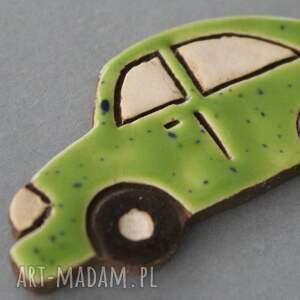 design zielone brum magnes ceramika