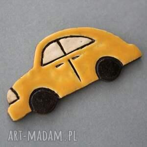 ręczne wykonanie magnesy minimalizm brum magnes ceramika