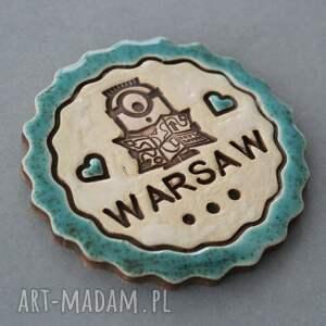 niepowtarzalne magnesy warszawa magnes ceramika