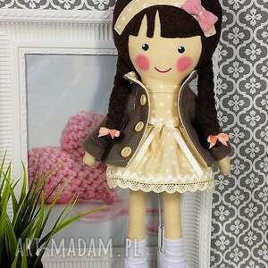 lalka malowana lala katarzyna