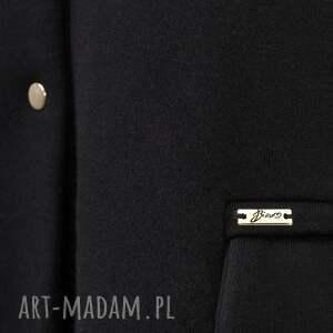 wstawki marynarki bien fashion bawełniana marynarka