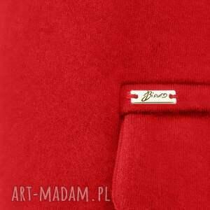 czerwone marynarki casual bien fashion sportowa marynarka