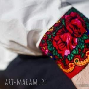 handmade marynarki folk koszula ślubna inspirowana