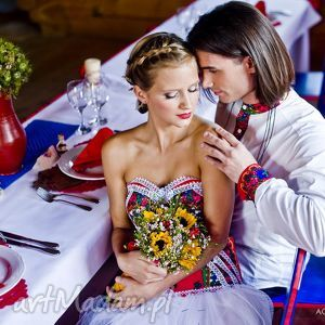 handmade marynarki koszula ślubna inspirowana