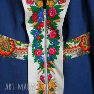 góralskie marynarki żakiet folk design aneta larysa