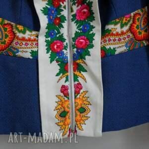 marynarki góralskie żakiet folk design aneta larysa