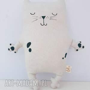 eleganckie maskotki kot kotek przytulaczek