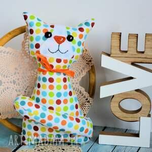 kot maskotki kotek torebkowy - krzyś