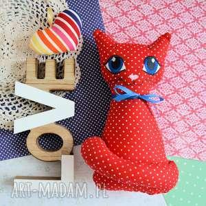 maskotki kot kotek torebkowy - maczek - 25