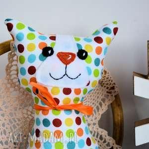 Maly Koziolek maskotki: Kotek torebkowy - Krzyś - 25 cm - maskotka kot