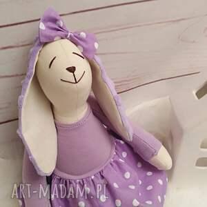 atrakcyjne maskotki króliczek tilda - przytulanka